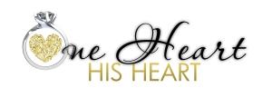 One Heart-His Heart Logo. Higher resolution