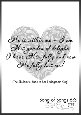 Song of Songs 6_3 Poster